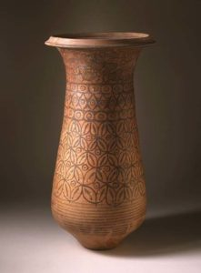 Earthen Pottery of Indus Valley Civilization