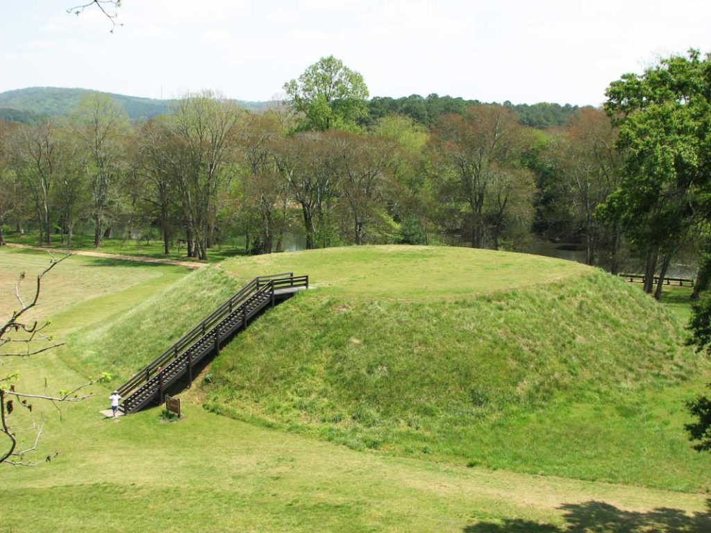 Georgia-Etowah-Mound-builders