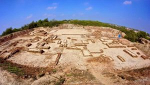 Remainings of Indus Valley Civilization