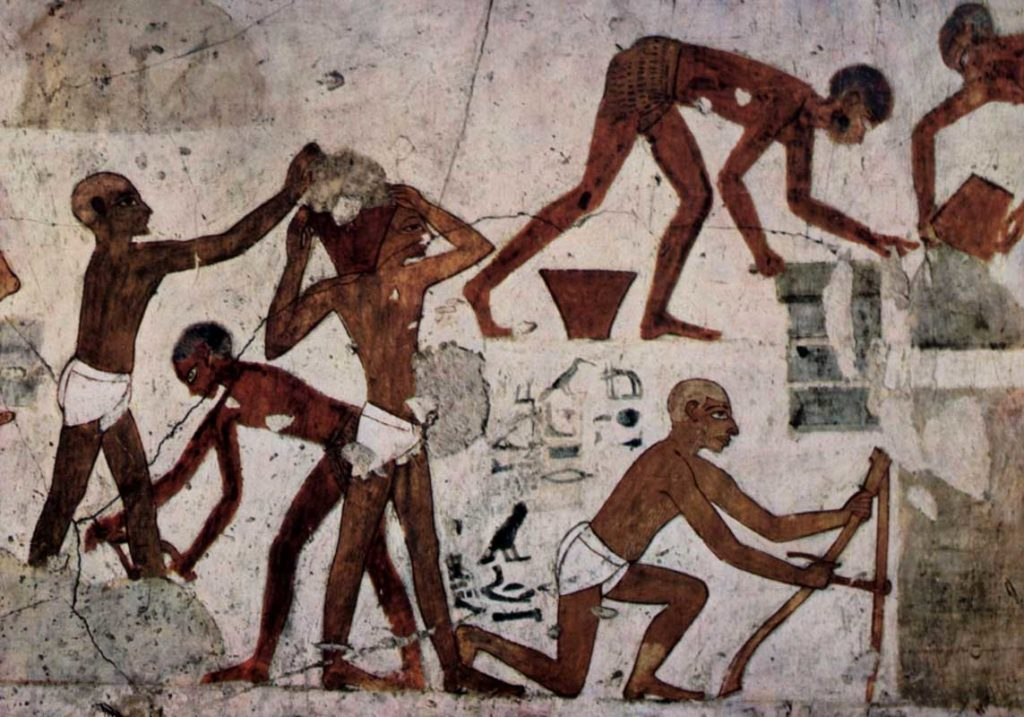 Workers in Ancient Egypt