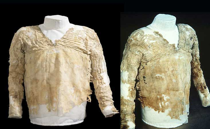 world's oldest dress