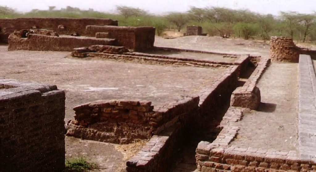 Drains of Indus Civilization