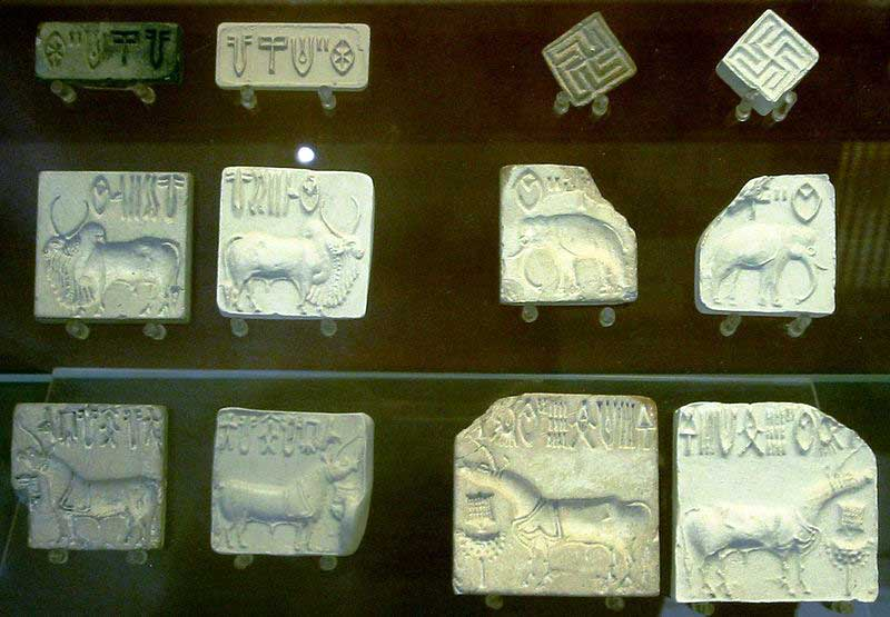 Seals of Harappan Culture